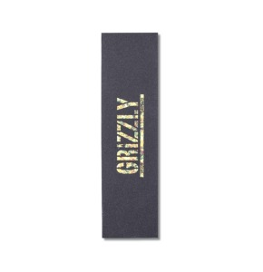 Grizzly Griptape - Torey Pudwill Signature Kush Stamp