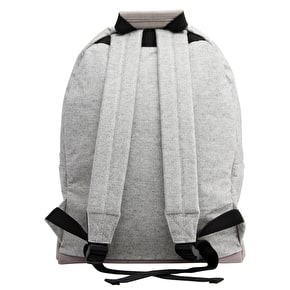 Mi-Pac Backpack - Herringbone Light Grey