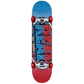 Real Slime Fades Complete Skateboard - 7.75