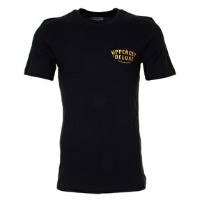 Uppercut Deluxe Canine T-Shirt - Black/Yellow
