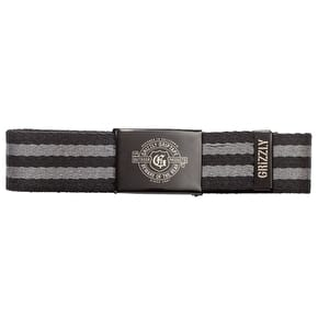 Grizzly Odyssey Belt - Black