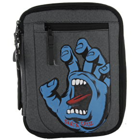 Santa Cruz Screaming Tablet Cover Dark Charcoal