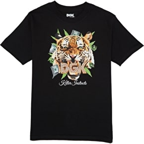 DGK Killer Instinct T-Shirt - Black