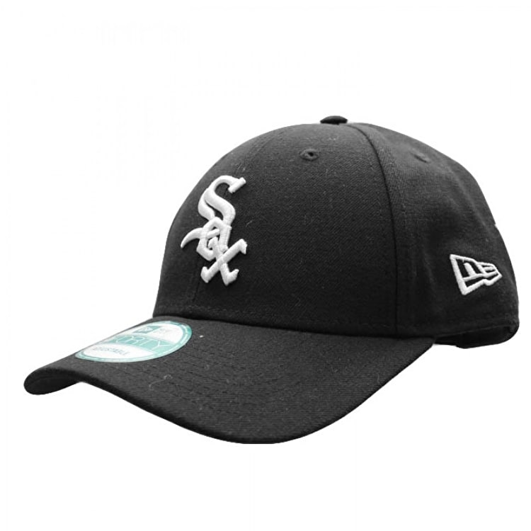 New Era 9FORTY Chicago White Sox Cap - Black