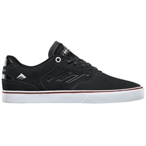 Emerica X Indy The Reynolds Low Vulc Skate Shoes - Dark Grey