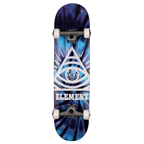 Element Dye Trippin' Complete Skateboard - 7.75