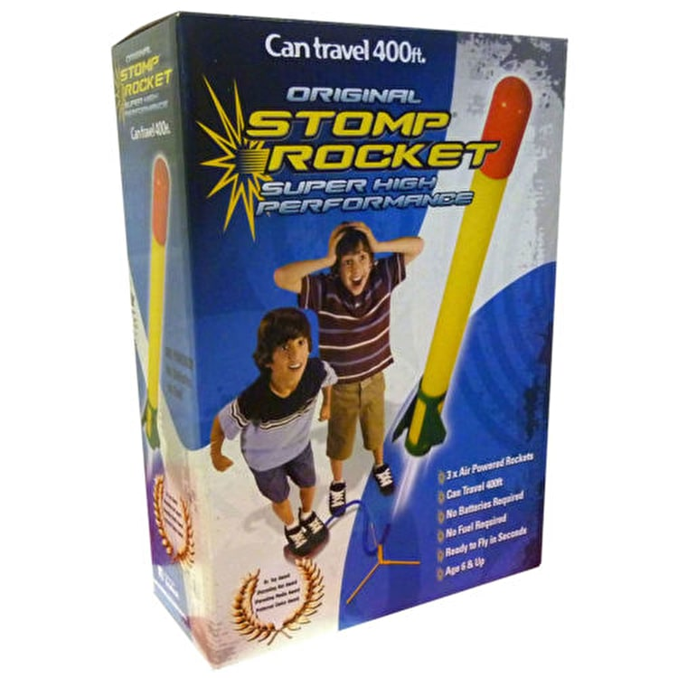 Stomp Rocket - Super High Performance