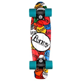 Penny Complete Cruiser Skateboard - Sticker Slap 22