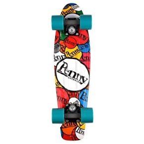Penny Sticker Slap Complete Skateboard - 22
