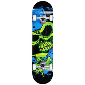 MGP Gangsta Series Complete Skateboard - Capped 7.75