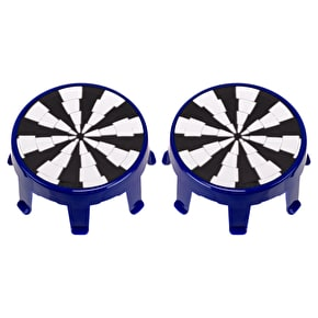 Micro Wheel Whizzers Black White