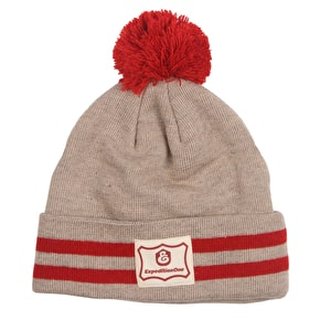 Expedition One Pine Beanie - Oatmeal Heather