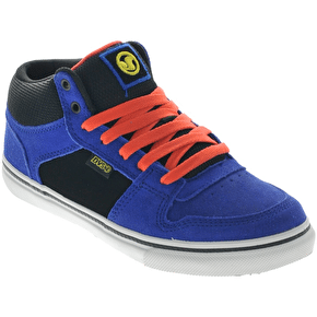 DVS Clip Kids Shoes - Blurple Suede