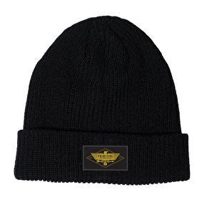 Primitive Thunderbird Beanie - Black