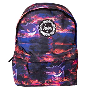 Hype X Pokemon Gengar Clouds Backpack
