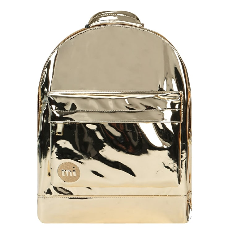 Mi-Pac Mini Mirror Backpack - Gold