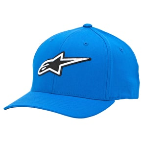 Alpinestars Corporate FlexFit Cap - Blue