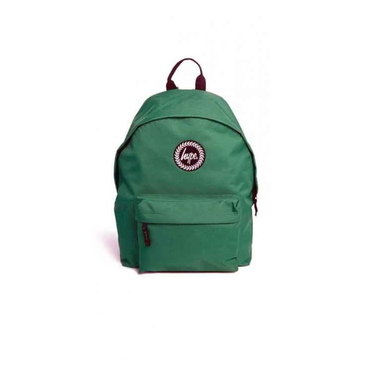 Hype Backpack-Green