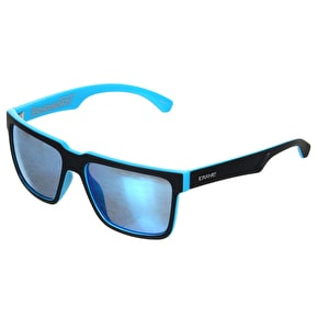Carve Phenomenon Sunglasses - Black/Blue Revo