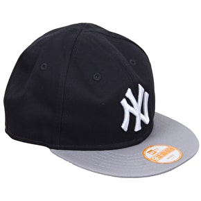 New Era Junior My First 9Fifty Snapback Cap - NY Yankees