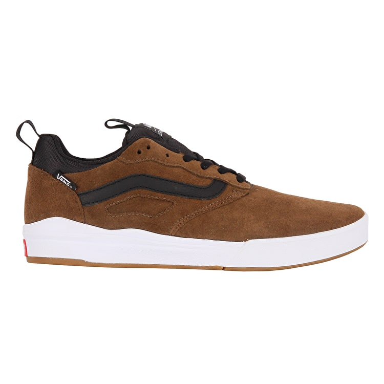Vans Ultrange Pro Skate Shoes - Teak/Black/White