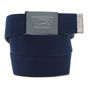 Vans Knox Web Belt - Rifle Green / Dress Blues
