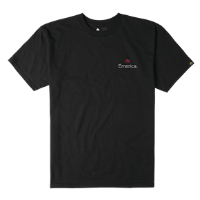 Emerica x Independent T-Shirt - Black