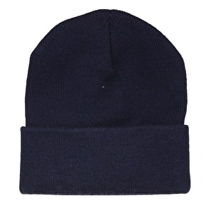 Primitive Mini Pennant Patch Beanie - Navy