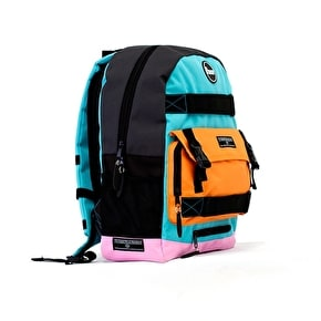 Penny Pouch Backpack - Pastel
