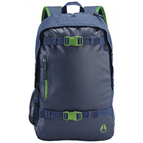 Nixon Smith Skatepack II Backpack - Faded Navy