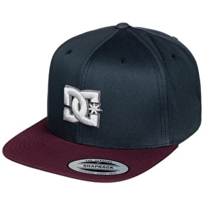 DC Snappy Trucker Cap - Licorice