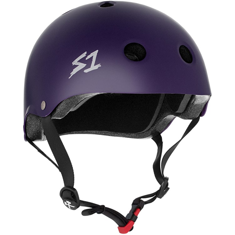 S1 Lifer Multi Impact Helmet - Matte Purple