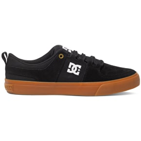 DC Lynx Vulc Shoes - Black/Gum