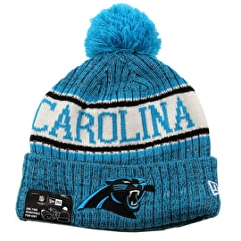 New Era NFL Sideline Beanie 2018 - Carolina Panthers