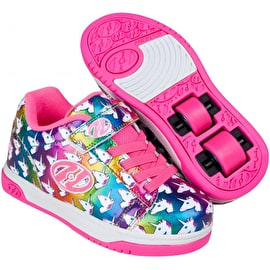 Heelys Dual Up X2 - Rainbow/Unicorn