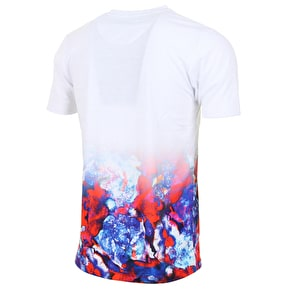 Hype Womens T-Shirt - Ice Ink