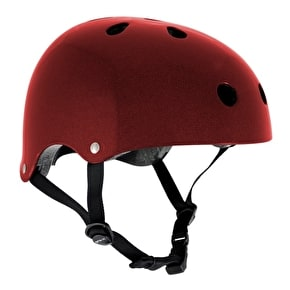 SFR Essentials Helmet - Metallic Red