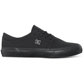 DC Trase TX Shoes - Black/Black/Black