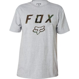 Fox Cyanide Squad SS Tech T-Shirt - Heather Grey