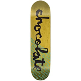Chocolate The Original Chunk Skateboard Deck - Perez 7.875