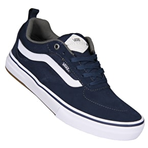 Vans Kyle Walker Pro Skate Shoes - Navy/White