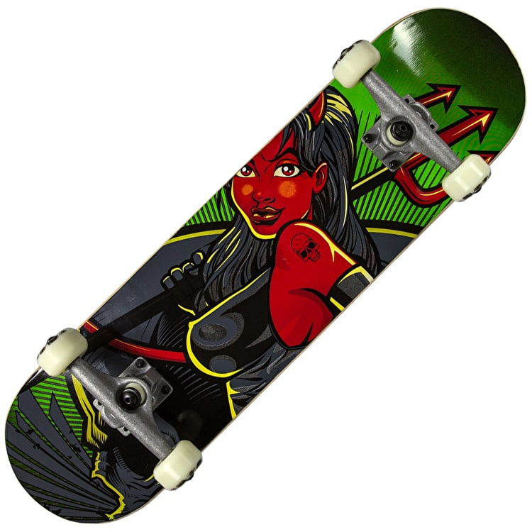 MGP Honcho Series Complete Skateboard - Wicked  7.75""