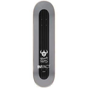 Darkstar Throwback 2 Impact Light Skateboard Deck - Manolo 8.125