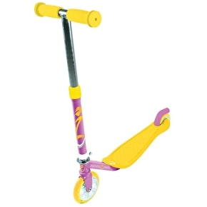 Zycom Kid's Scooter - Mini Purple/Yellow
