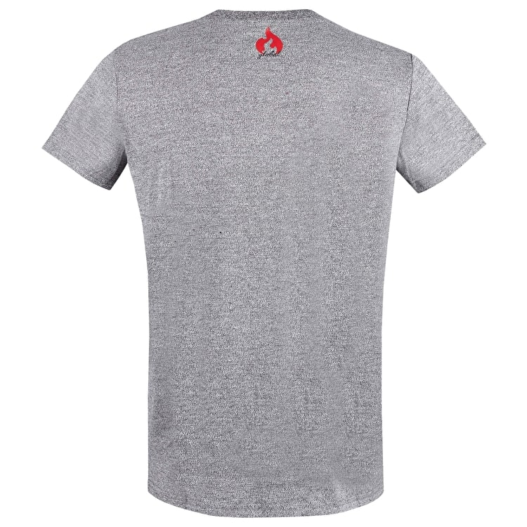 Chilli Pro CPS Global T-Shirt - Grey