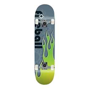 Voltage Classic Fireball Complete Skateboard - Green