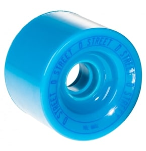 D-Street Relay 78A 70mm Wheels - Blue (4 Pack)