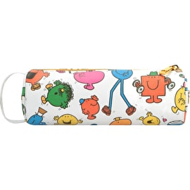 Mi-Pac Gold Multi Characters Pencil Case - Multi