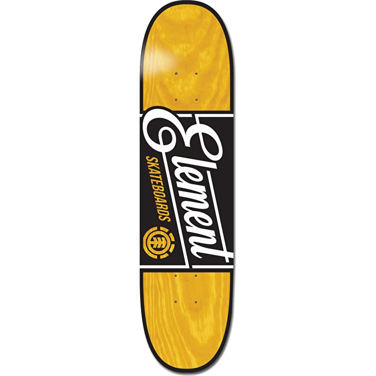 Element Bate Skateboard Deck - 8""