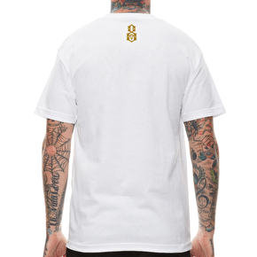 Rebel8 Bad Break T-Shirt - White